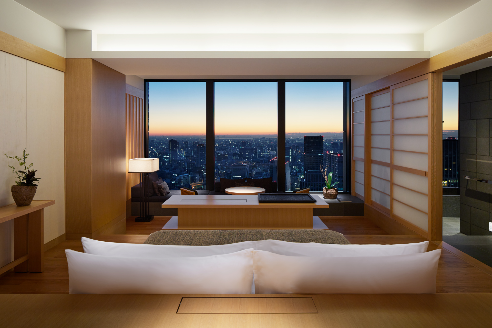 Elevate Your Stay with Free Upgrade