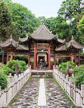 Xi'an's Great Mosque