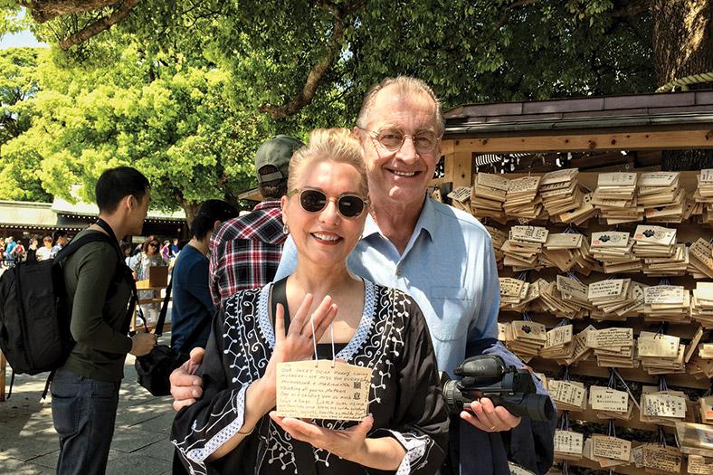 Why I Travel: Eric and Emily Haggmann - Virtuoso