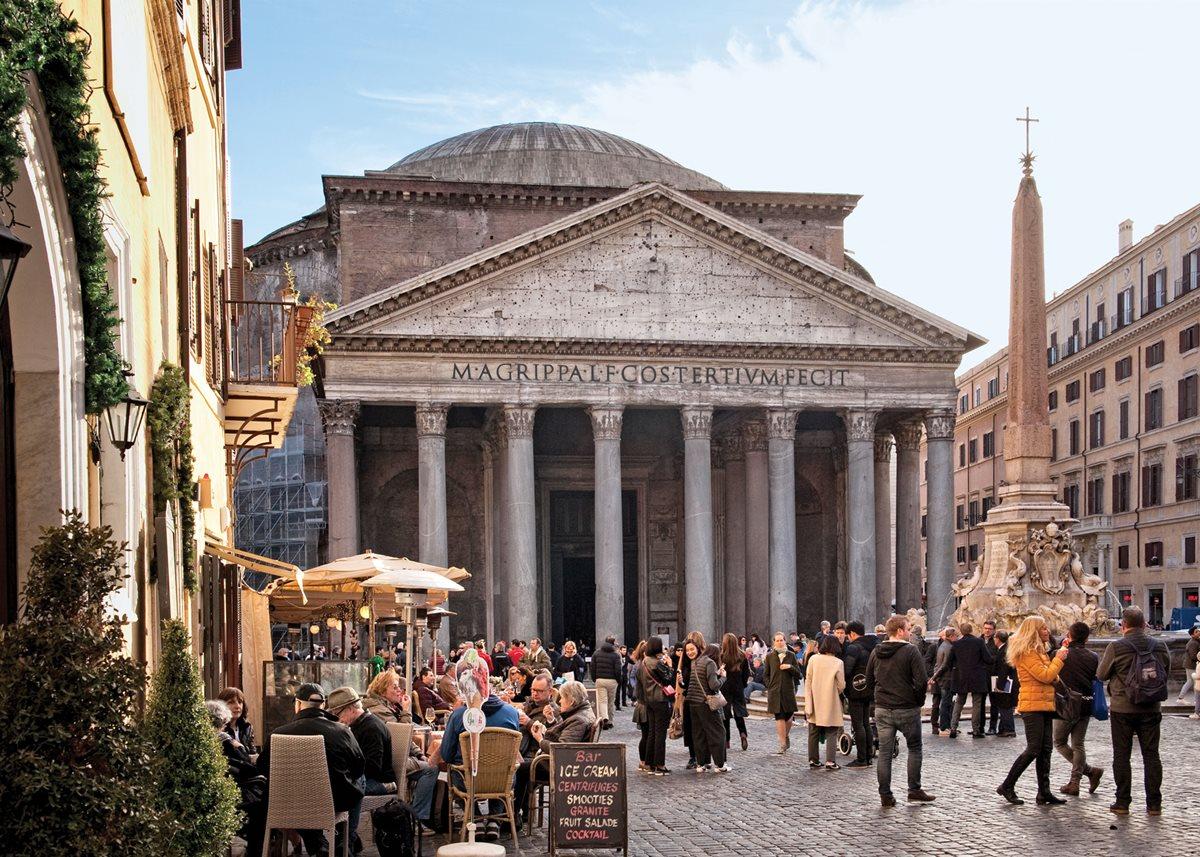 insider s guide to rome virtuoso