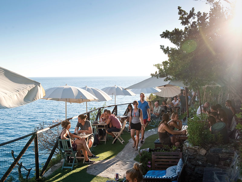 Port of Call: Navigating Italy's Cinque Terre