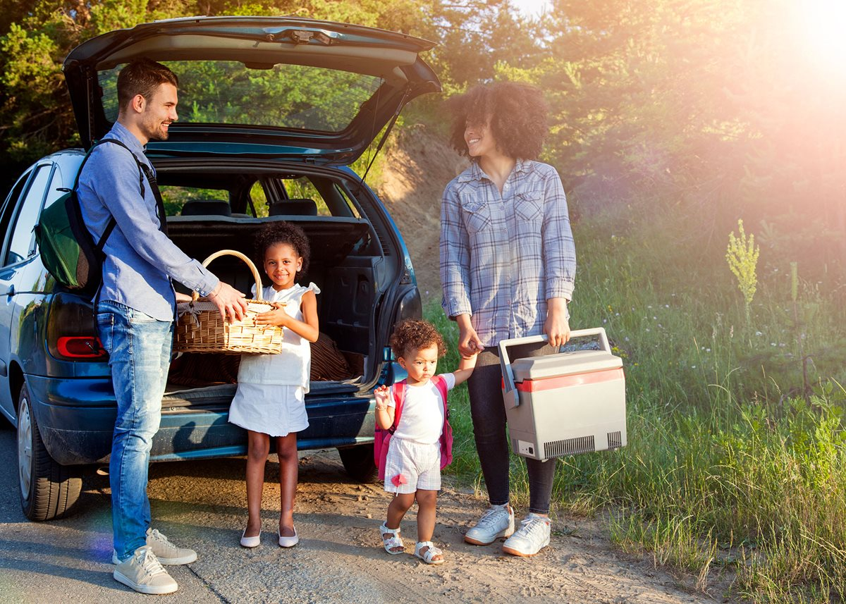 9 Items to Pack for Your Next Family Road Trip