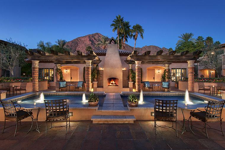 Arizona's Royal Palms Resort and Spa.