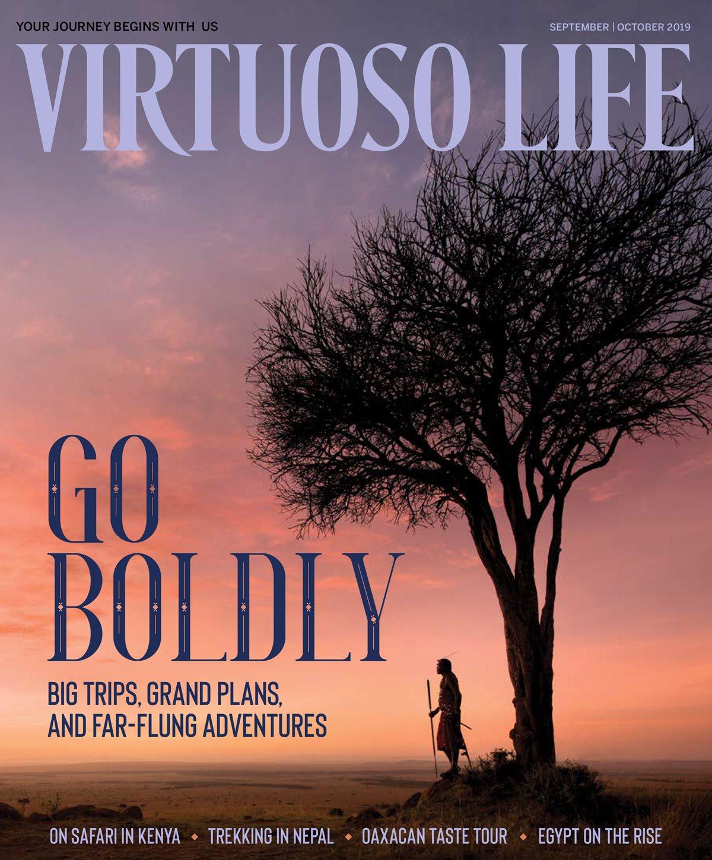 Virtuoso Life Magazine: September 2019 - Virtuoso