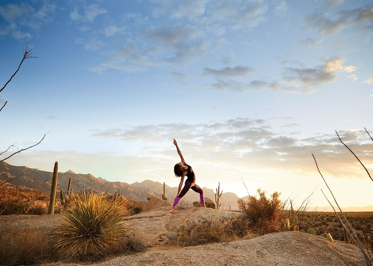 Discover desert relaxation, balance, and health at Miraval.