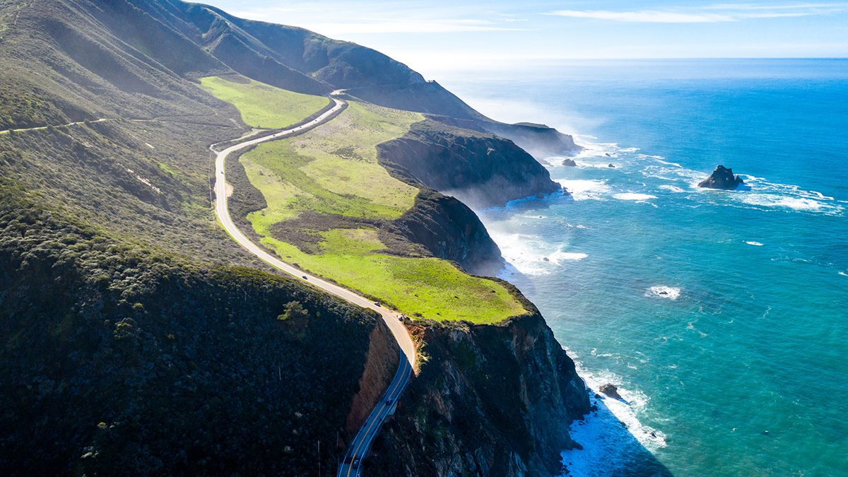Our Favorite Drives in the U.S.