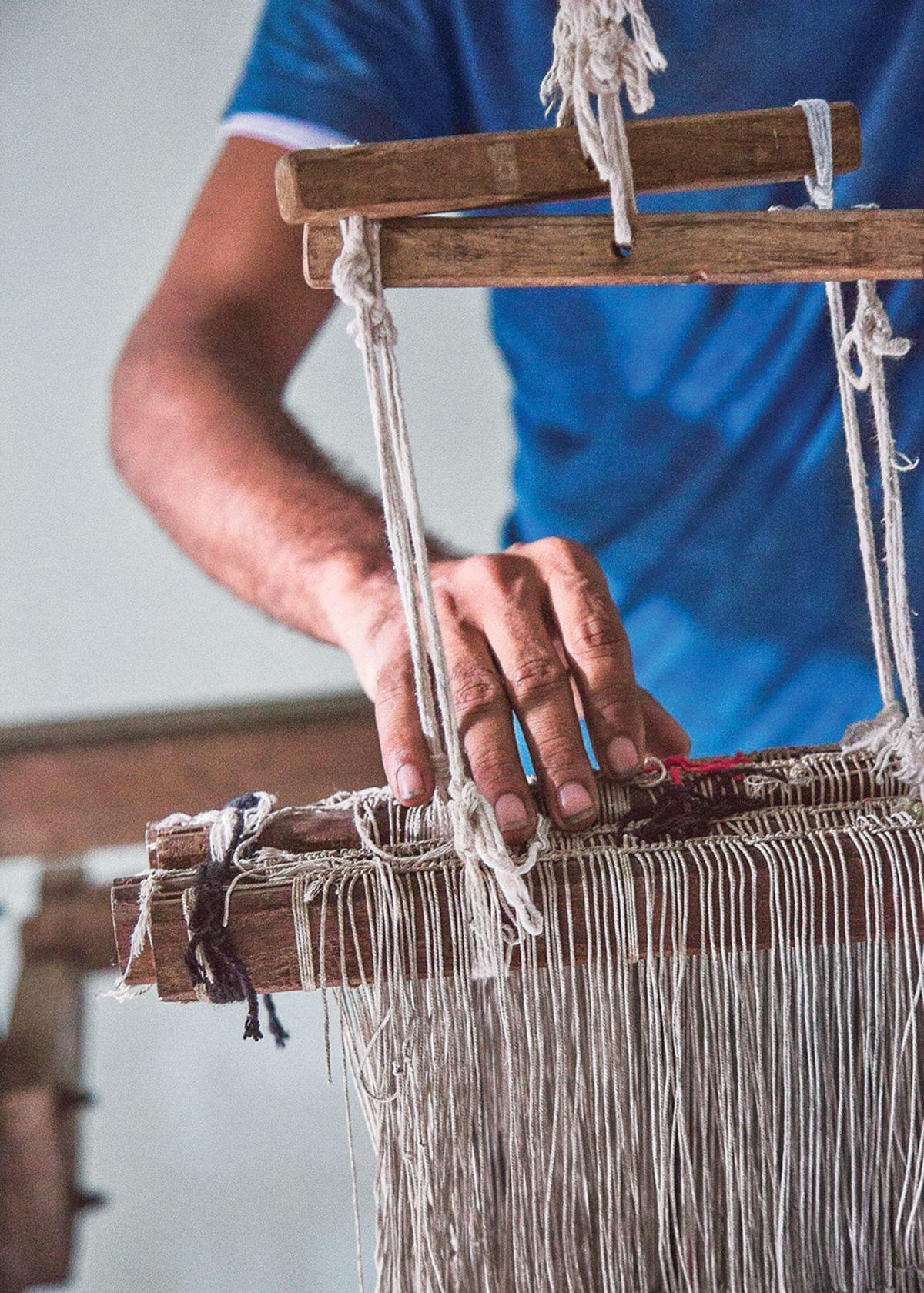 Handmade goods from Uxua Casa Hotel & Spa.